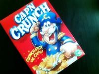 Cap'n Crunch!