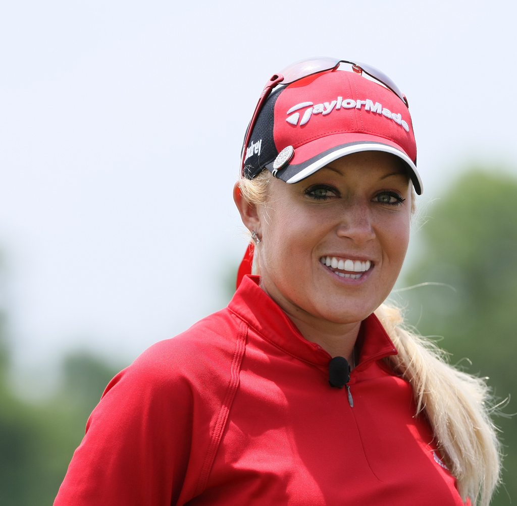 Best of: Natalie Gulbis through the years Golf Channel Photos of natalie gulbis